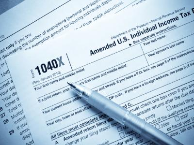 The Do's and Don't of filing and amended tax return